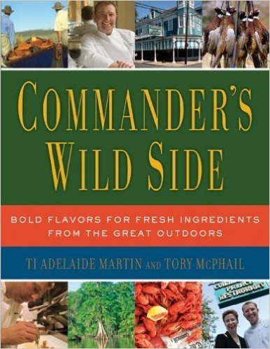 Commanders Wild Side Book