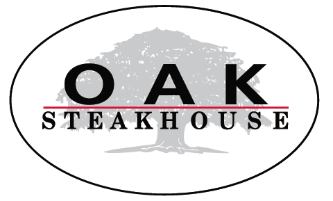 Oak Steakhouse logo