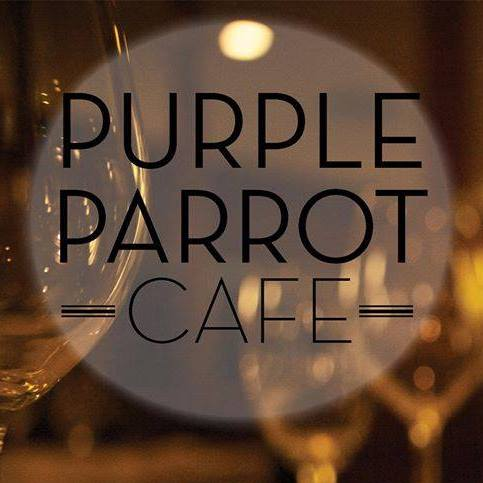 purple parrot cafe