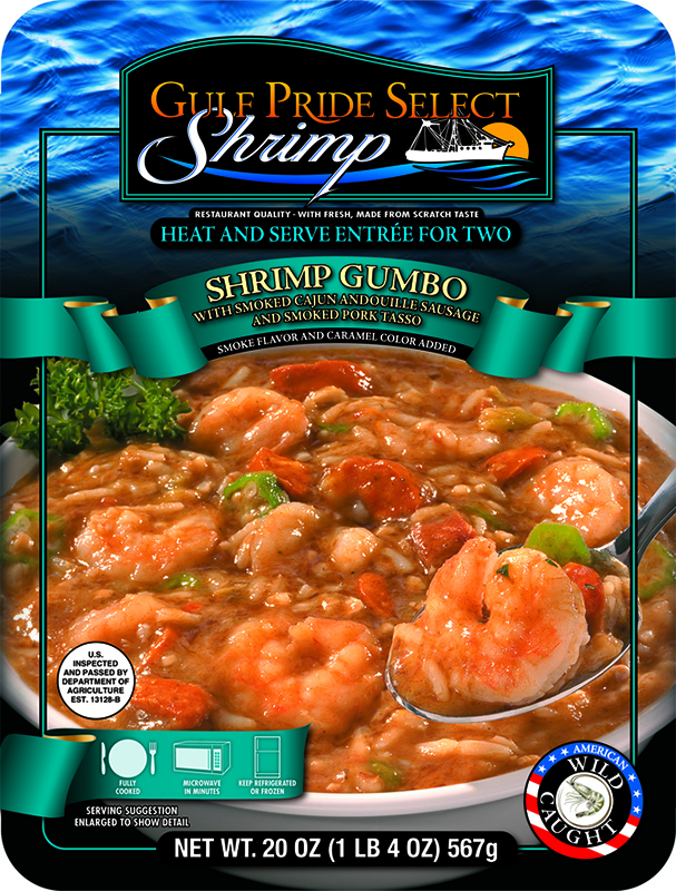 Gulf Pride Enterprises, Inc  - American Shrimp Processors' Association